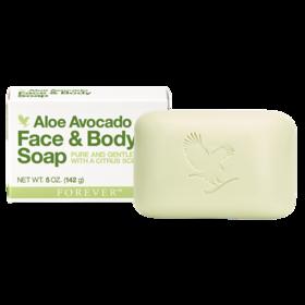 Avocado Face & Body Soap - Avocado Face & Body Soap