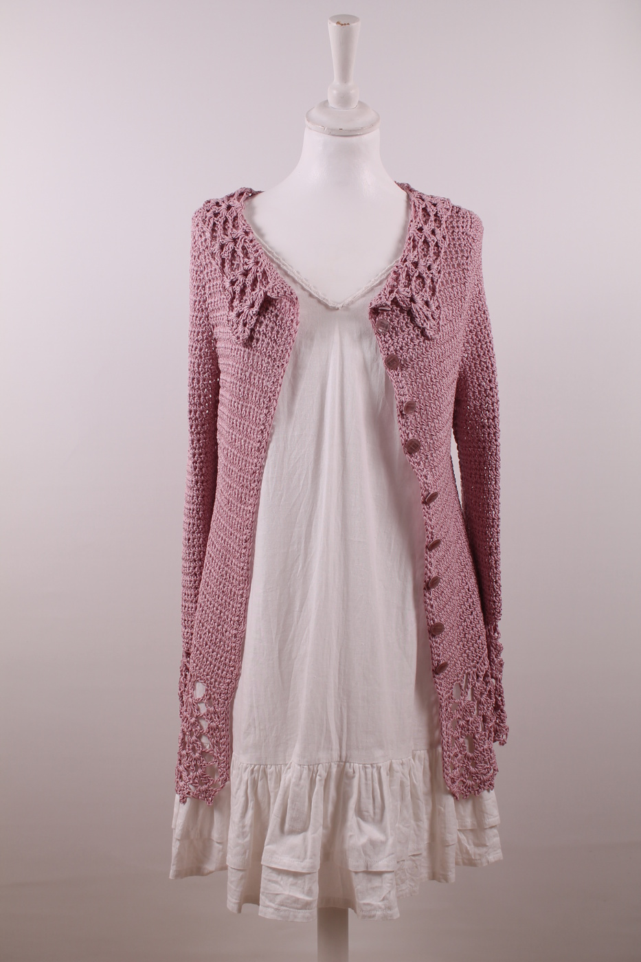 Candy104-cold pink linen-silk