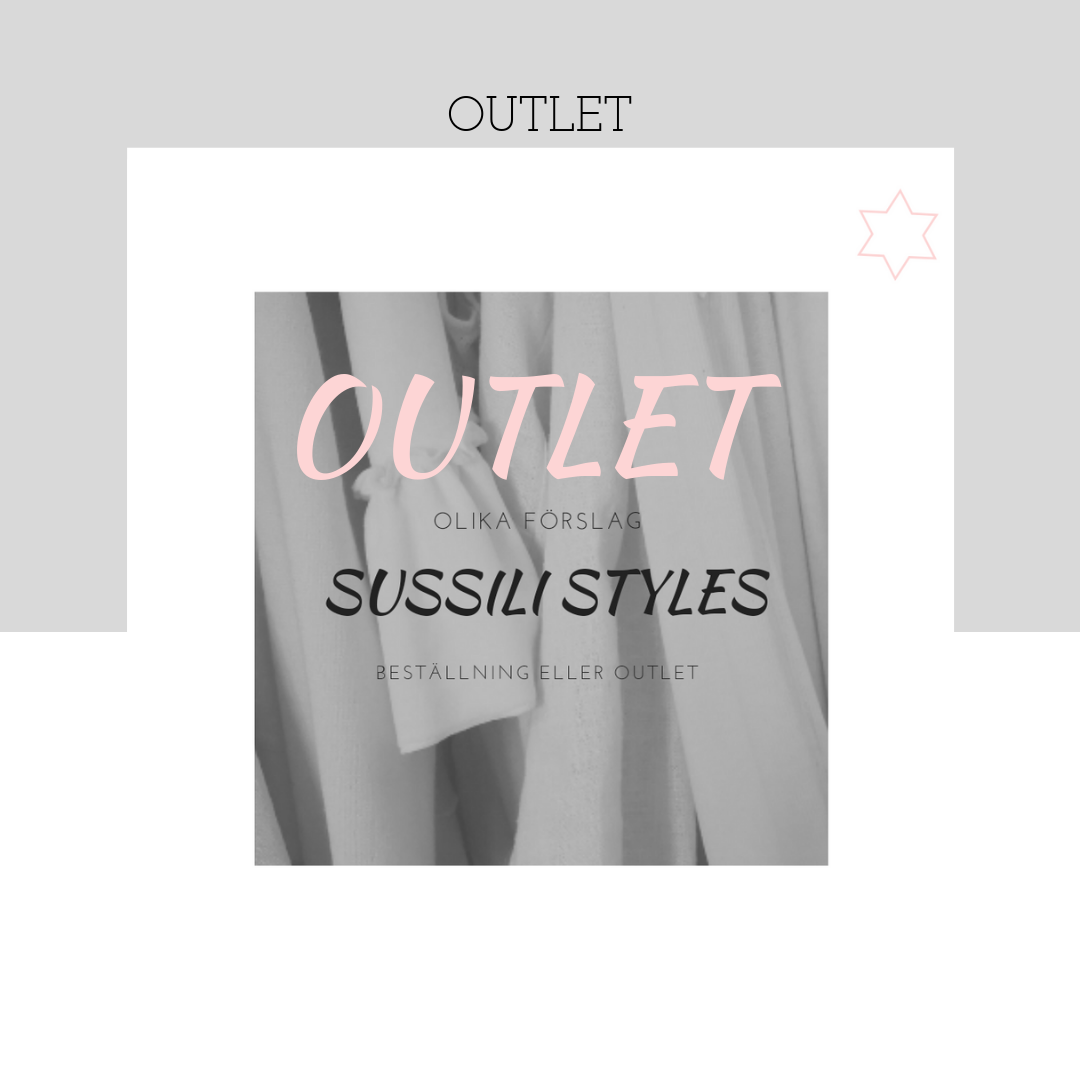 Outlet SussiLi styles