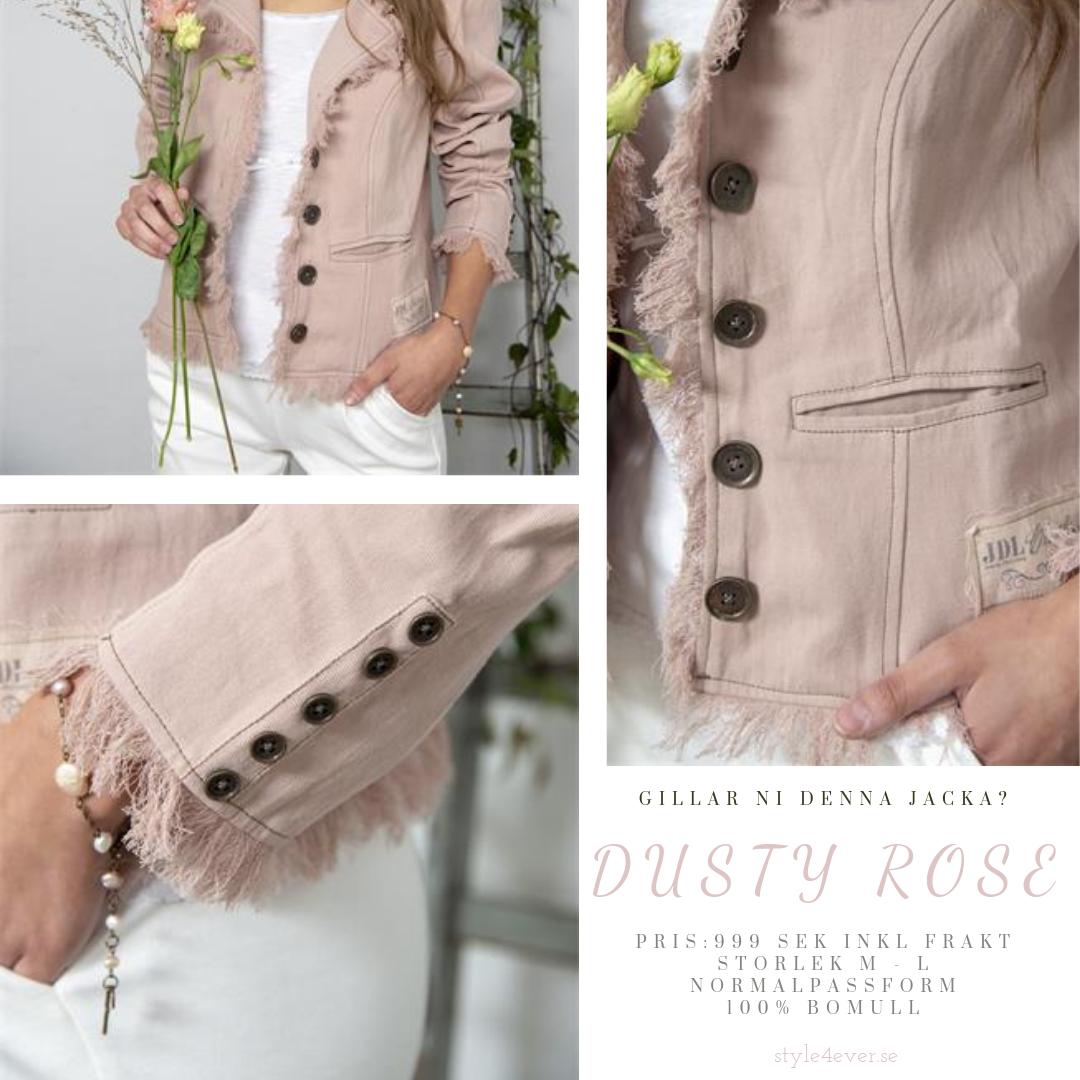 Gillar ni denna jacka?