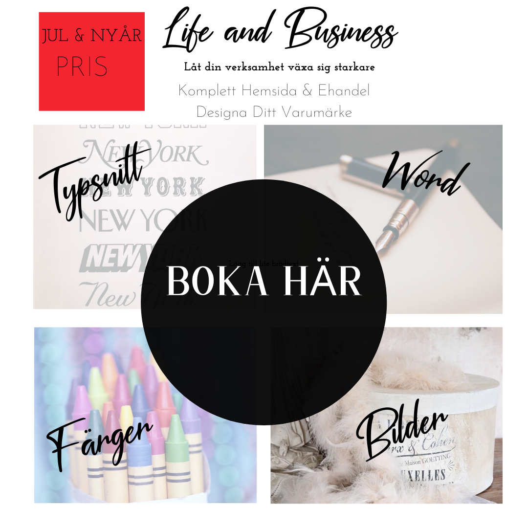 BOKA-hemsida