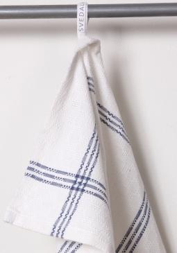 Svedala-50 handduk blå