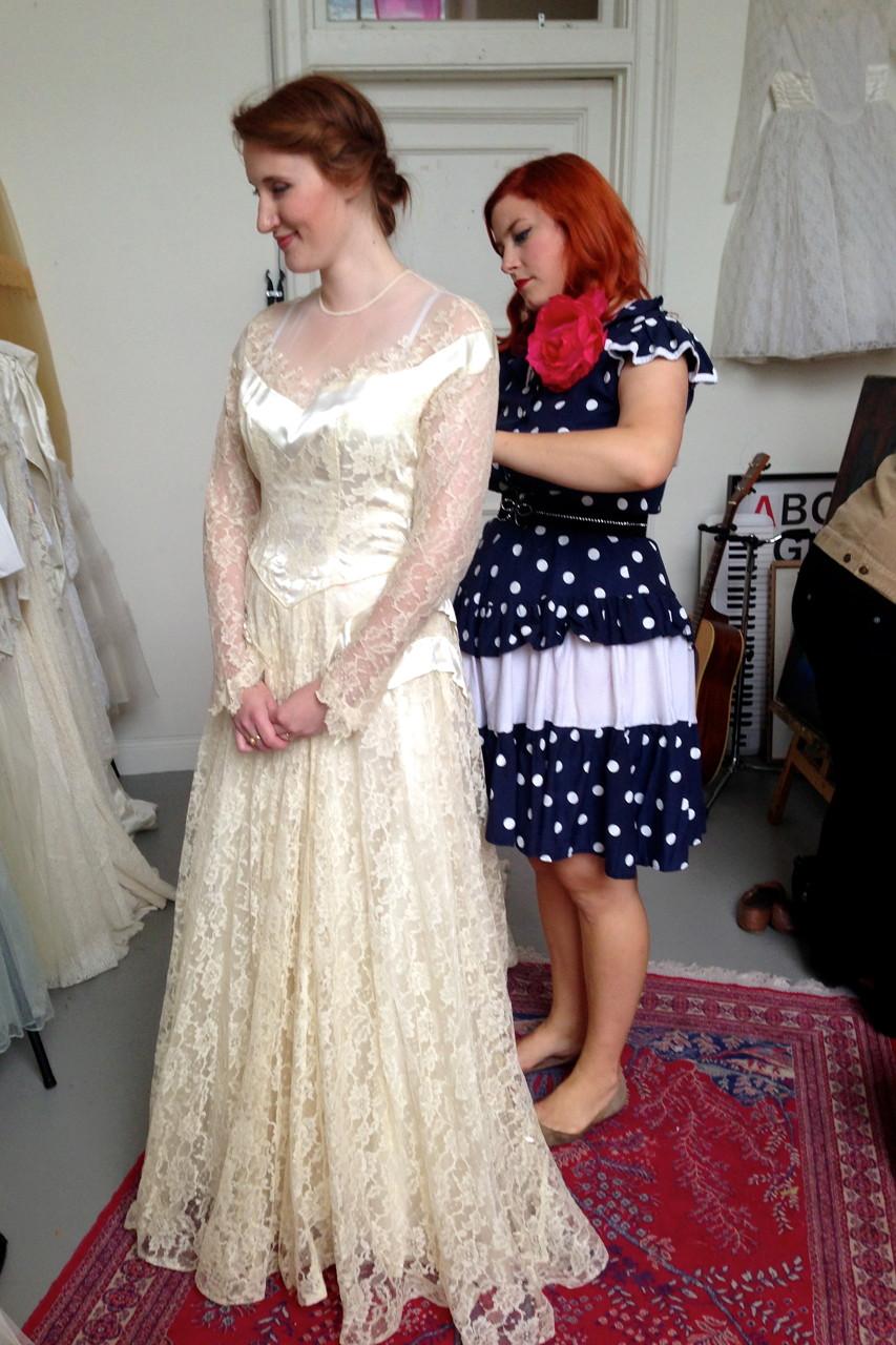 52dd3486ecb5 Hyra brudklänning hos Elsa Billgren | EcoBride - Inspiration för ...