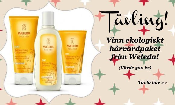 Weleda shampo balsam treatment
