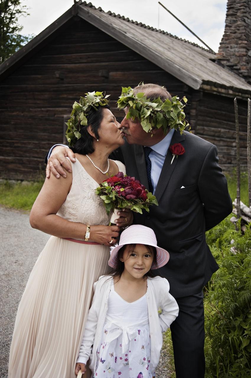 eb6532bf91a7 Matilde Panduro och Per Schilling., Åkersberga gifte sig 2013 på Skansens  Drop in-