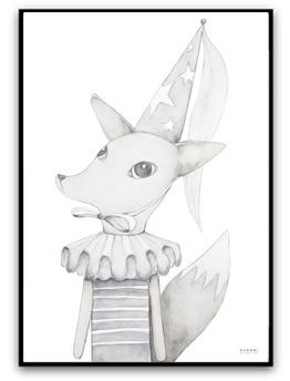 Magic fox - A4 matt fotopapper