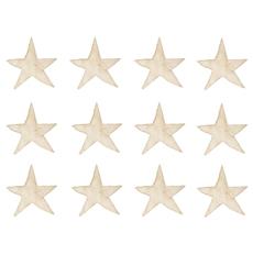 Wall stickers - Målade stjärnor - 6cm