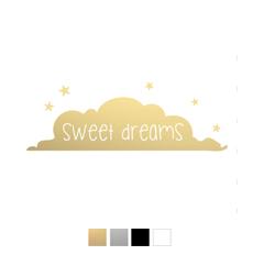 Moln - Sweet dreams - Guld