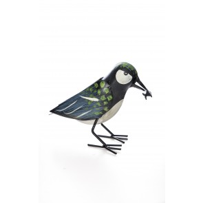 Plåtfågel grön -