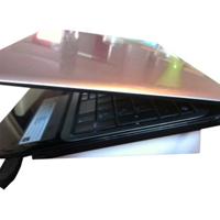Laptop/padda vinkelstöd för att avleda överhettning -