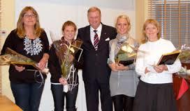 Diplom från Halmstad kommun för min magisteruppsats i handikappvetenskap.
