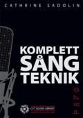 Komplett Sångteknik Bok + Ljudbibliotek