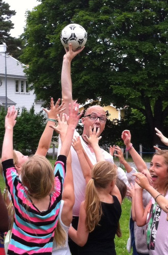 Dansläger i Vaxholm