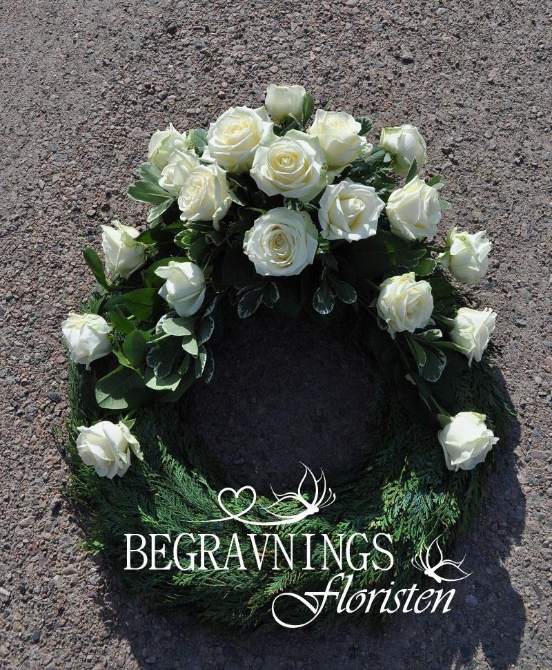 begravningskrans-vita-rosor