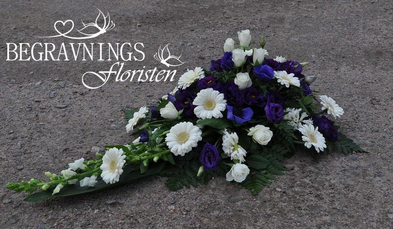 begravningsblomma-vit-lila