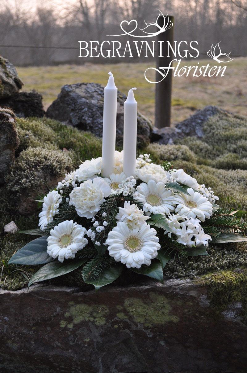 begravningsblommor-vit-hyacint