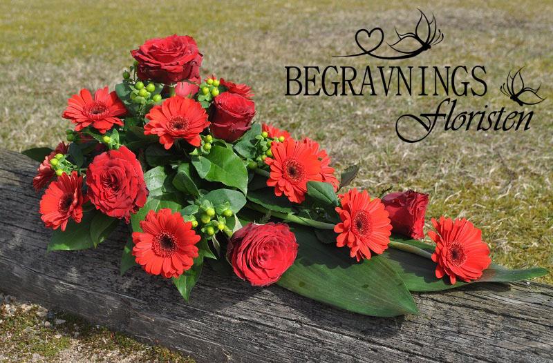 begravningsdekoration-rosor-gerbera