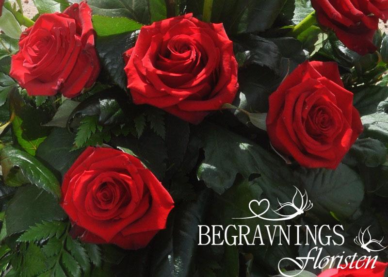 begravningsblommor-rosor