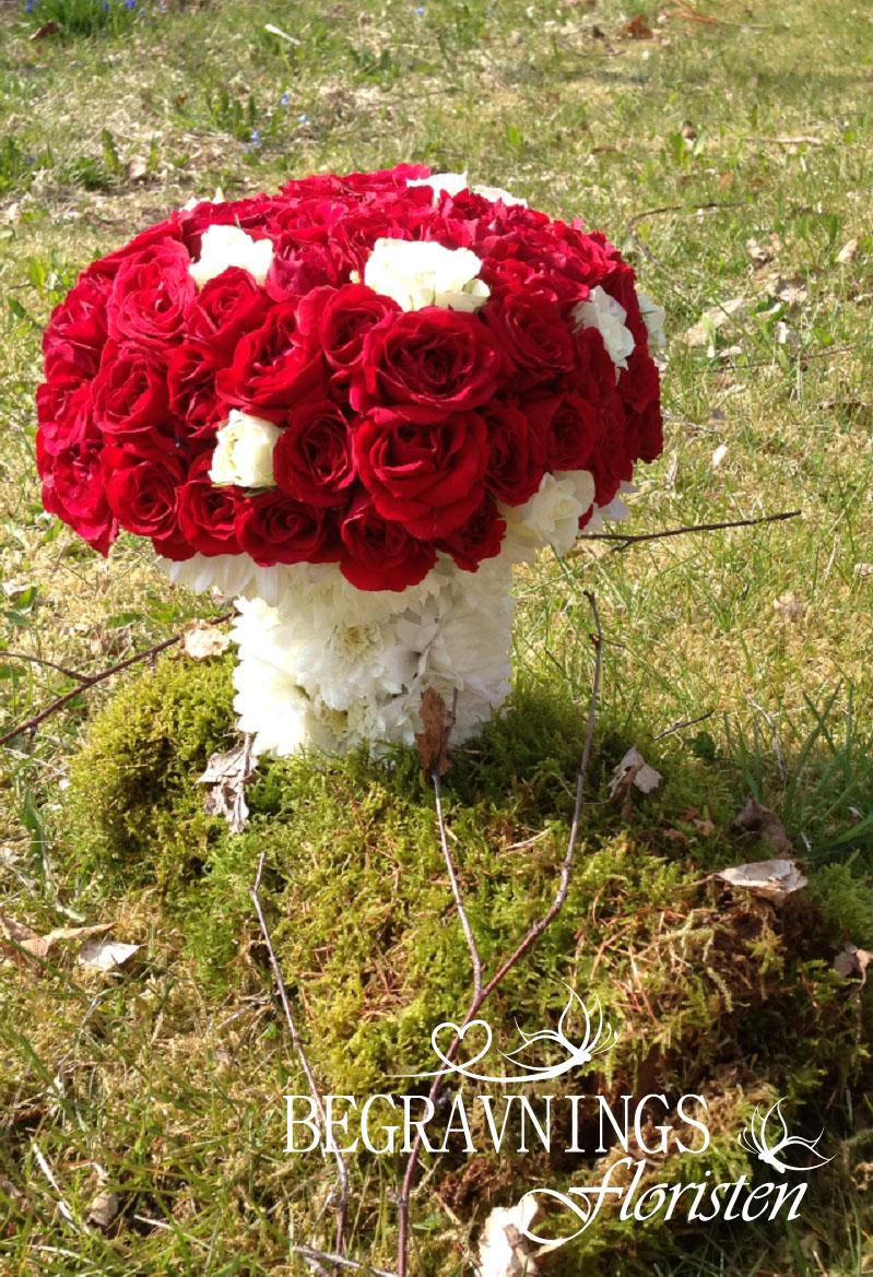 begravningsblommor-svamp-av-blommor