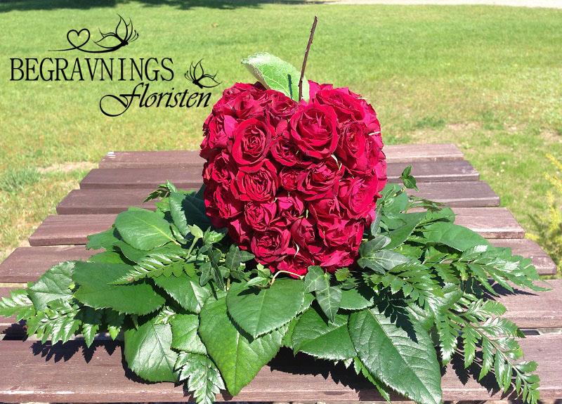 blommor-begravning-äpple