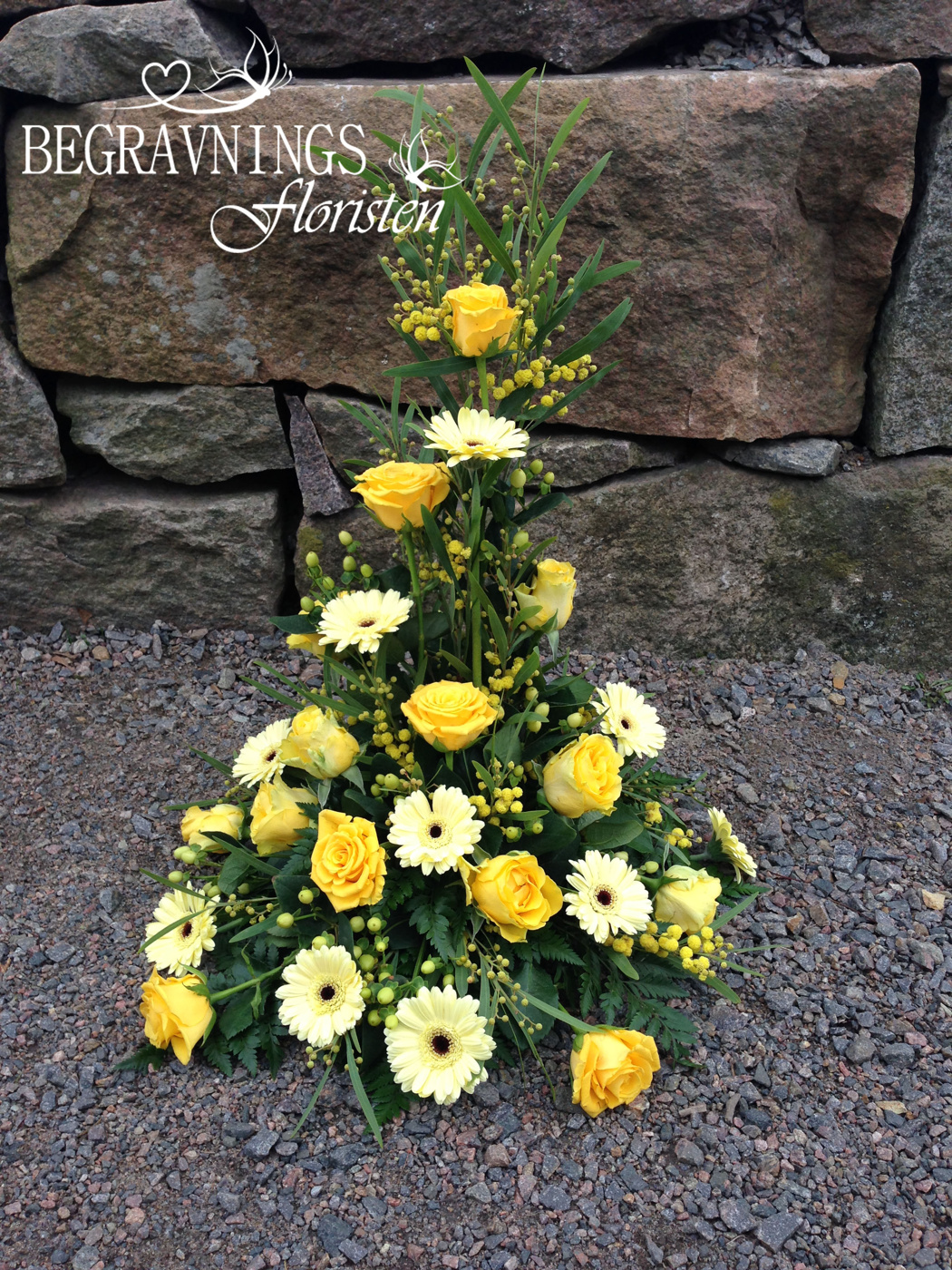 blommor-begravning-rosor-gula