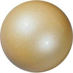Boll 18,5 cm, SASAKI - FIG - Champagne gold