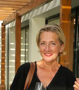 Vår ciceron, arkitekten ochinrednings-designernMarlène Pauly bor i Marrakech. Och pratar svenska!