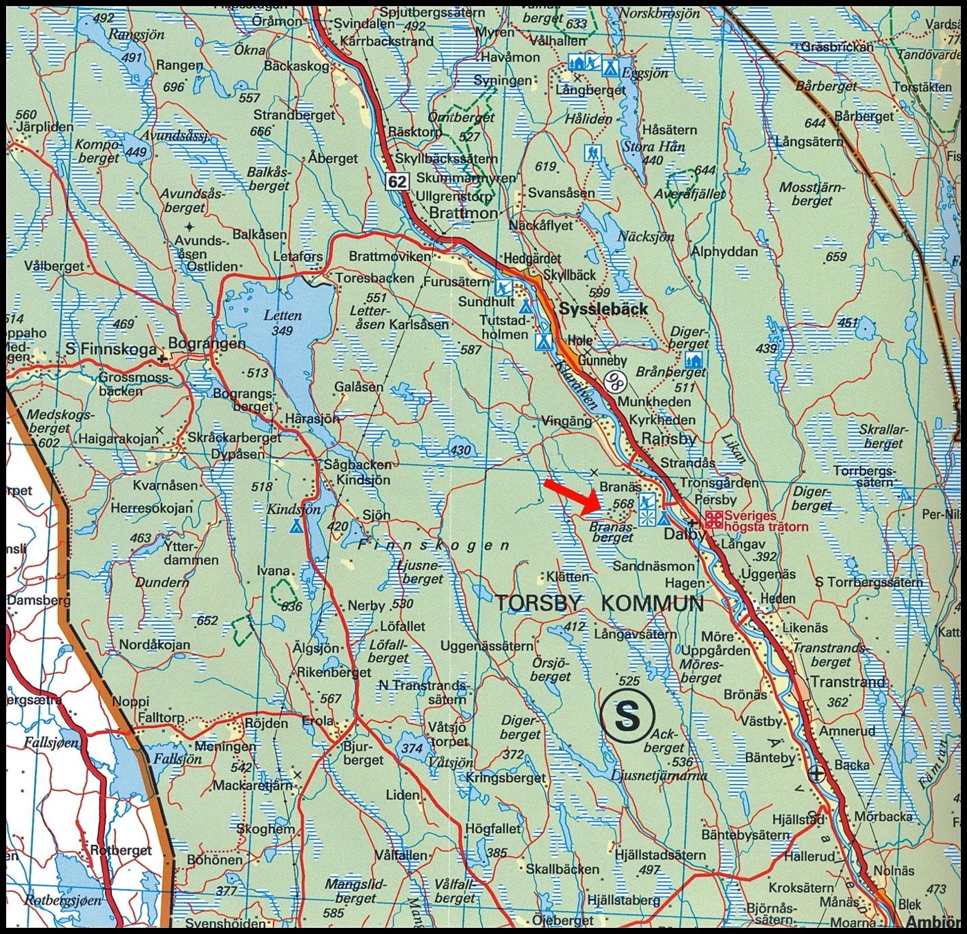 Branasberget Varmlands Bildgalleri