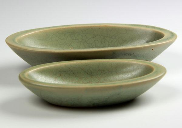Olivskål-grön