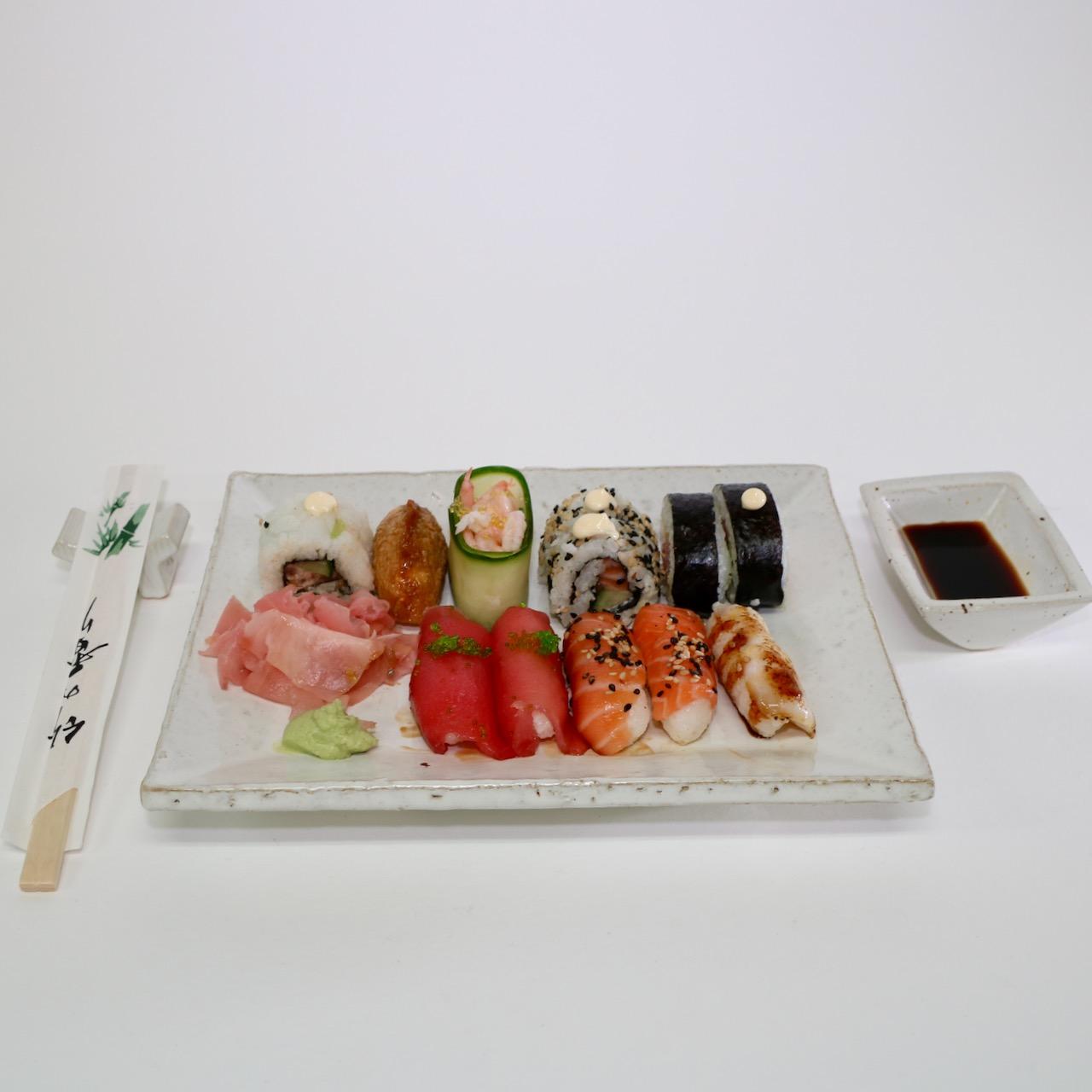 Sushi kit vit
