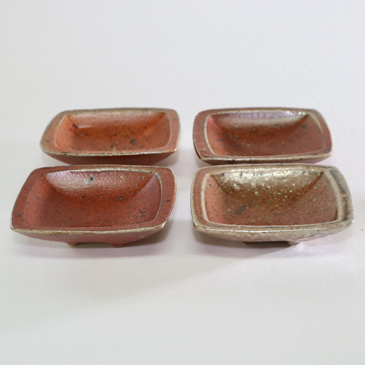 Soyaskål rostbrun/orange