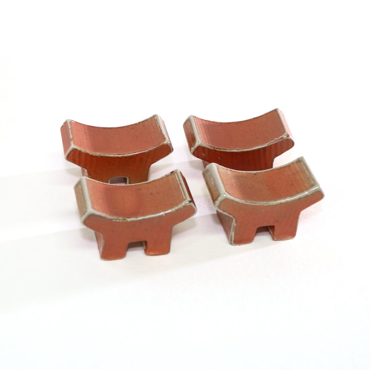 Pinnställ rostbrun/orange