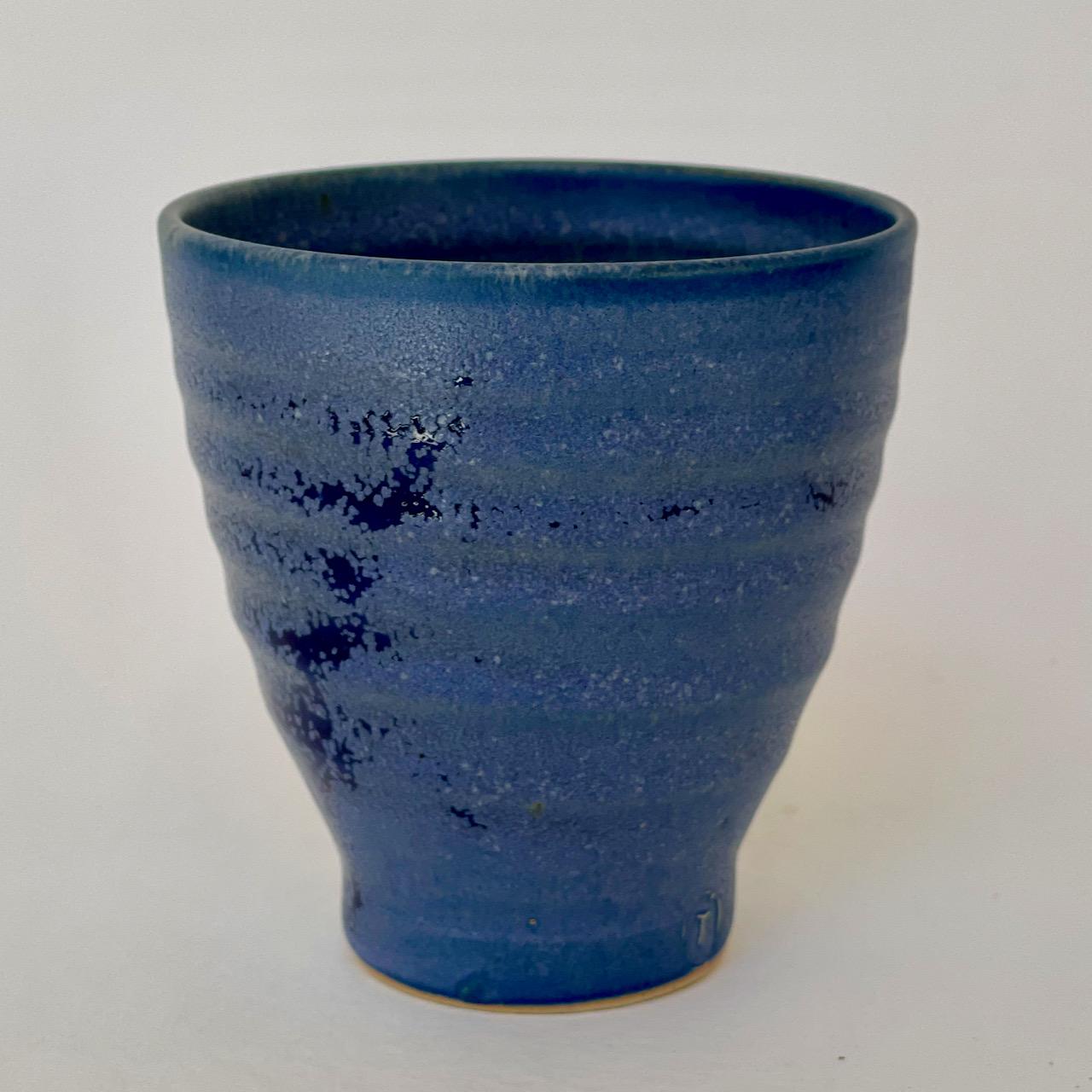 Tamé mugg blå