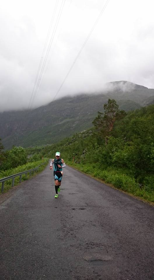 Running in the rain    Foto: Katarina Eneqvist