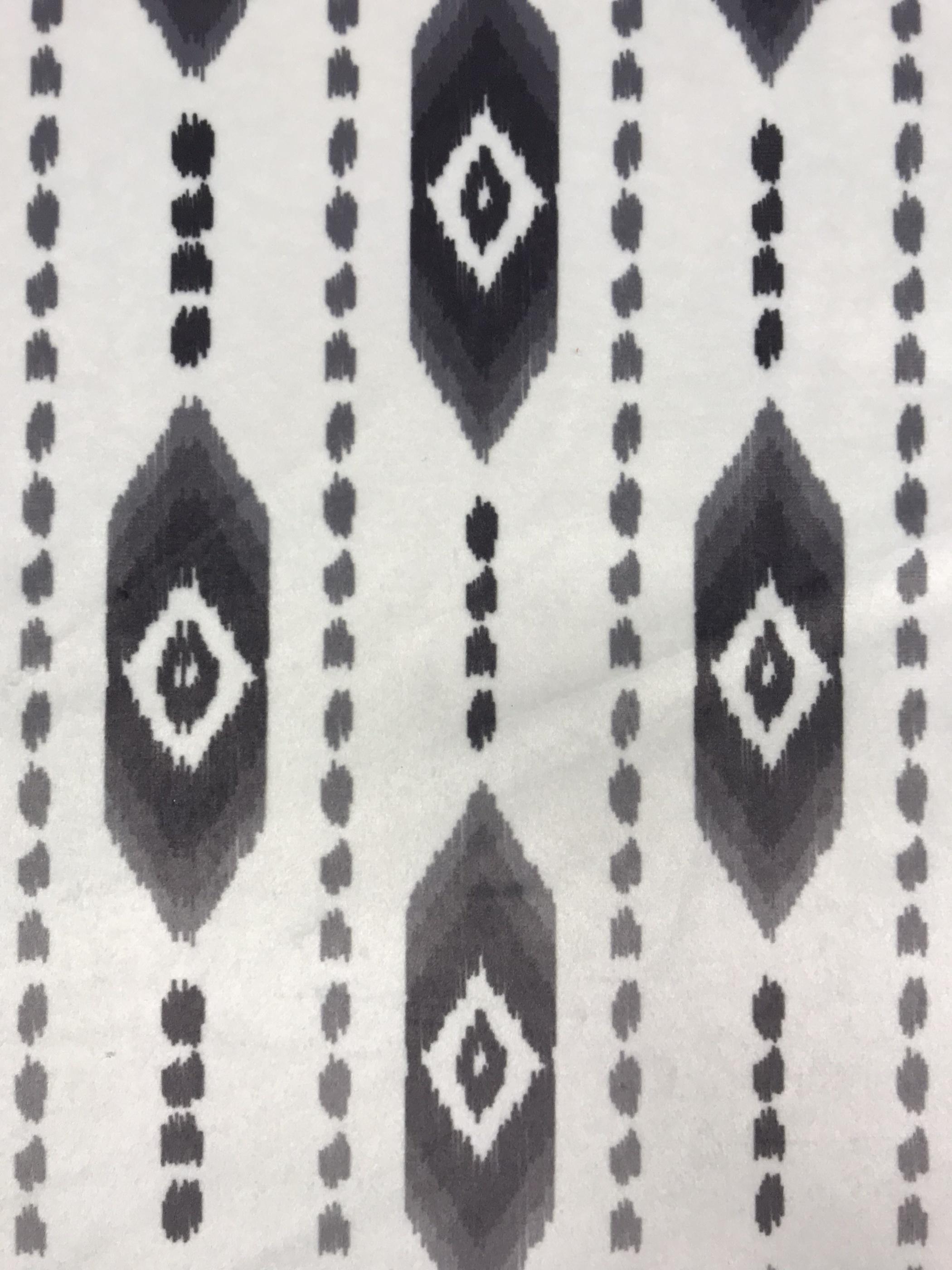 inka vit sammet metervara tyg