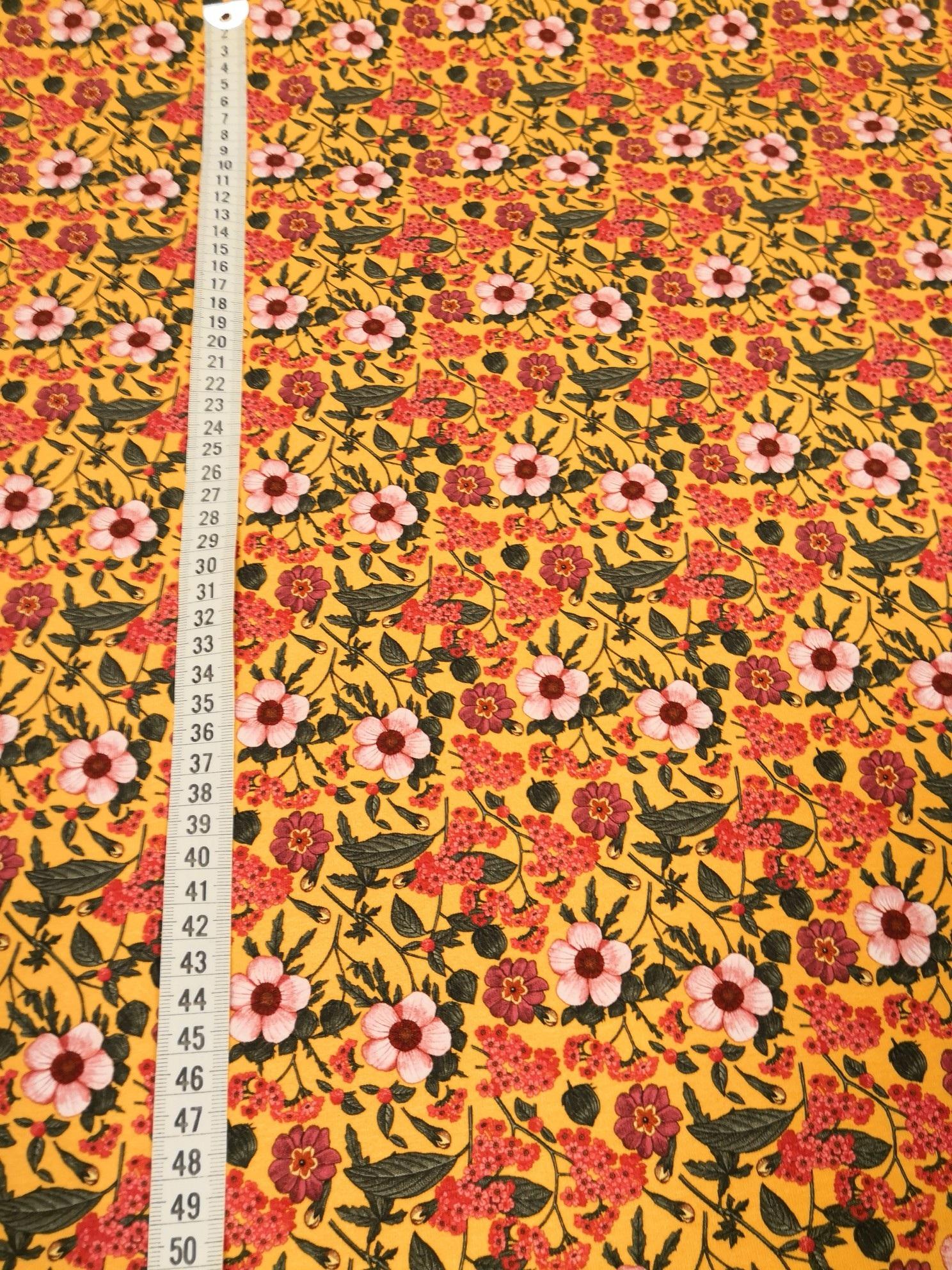 anemon tyglust, tyg, trikå, mode, sy, sömnad, textil design, metervara, tygaffär