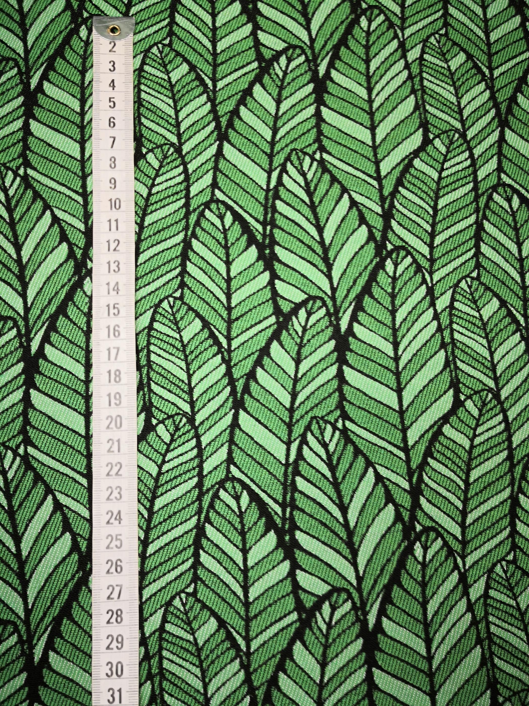 gröna löv vy