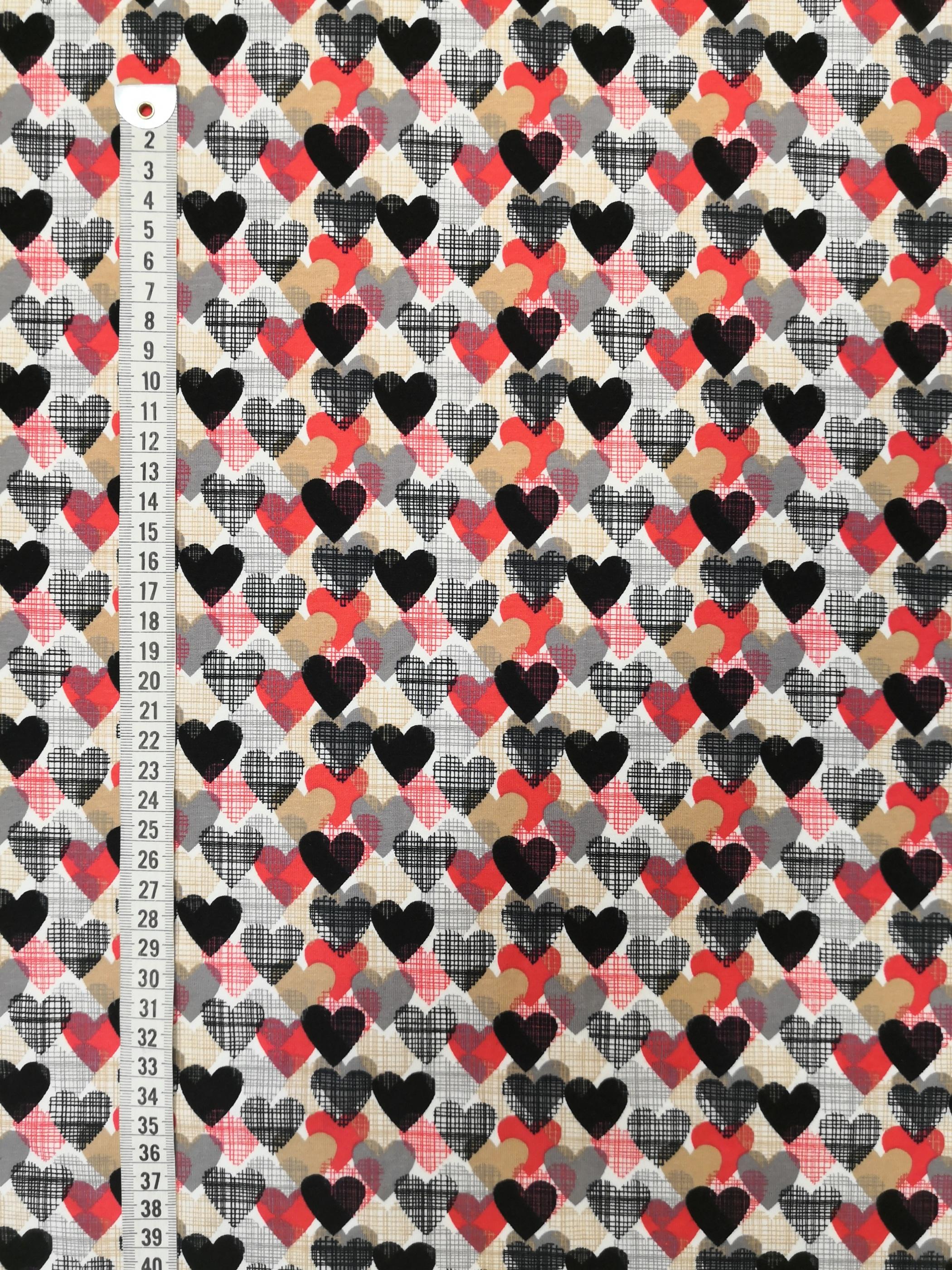 hearts, tyglust, tyg, trikå, mode, sy, sömnad, textil design, metervara, tygaffär