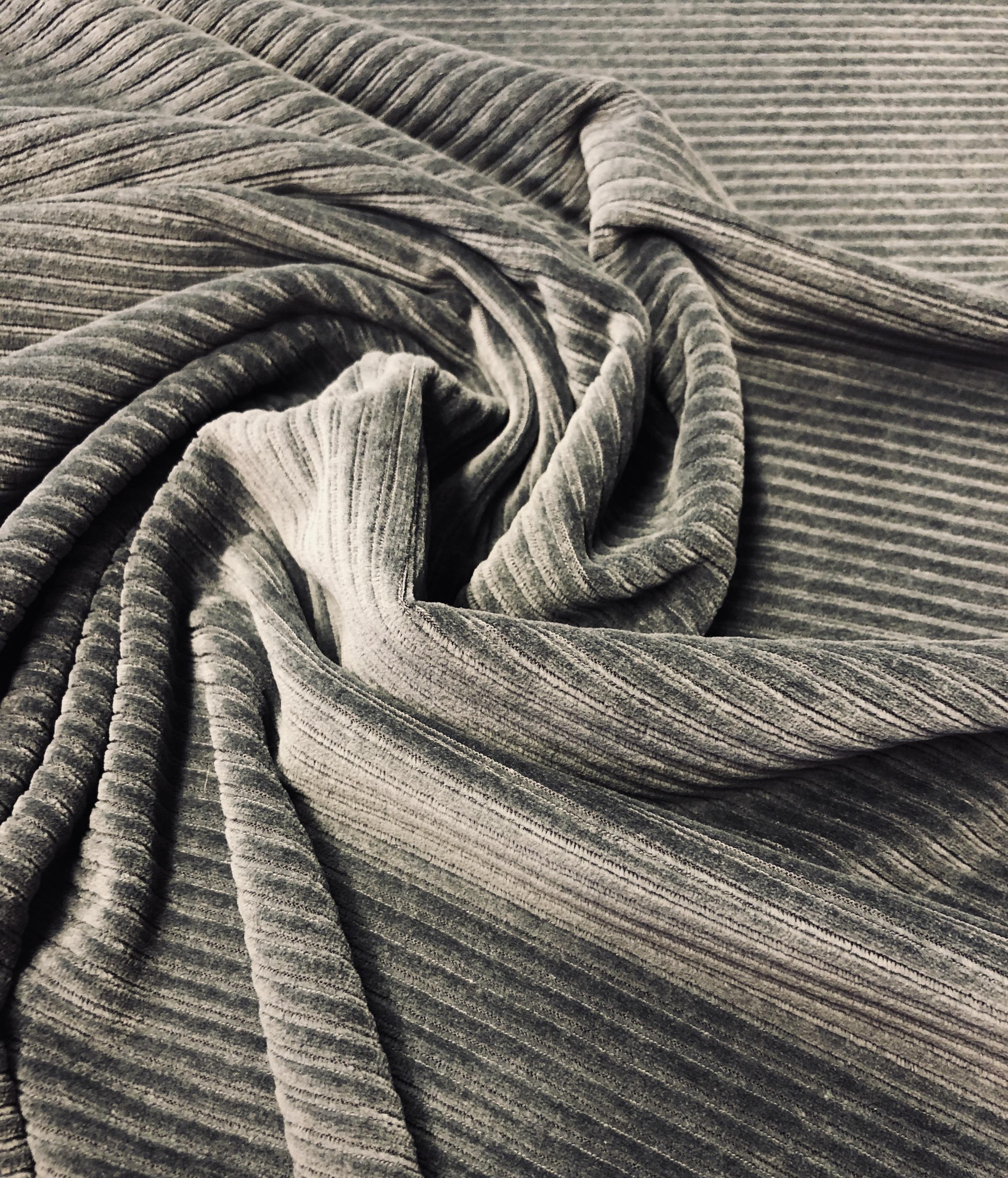 manchester stretch stretchmanchester grå metervara laholm tyglust modetyg