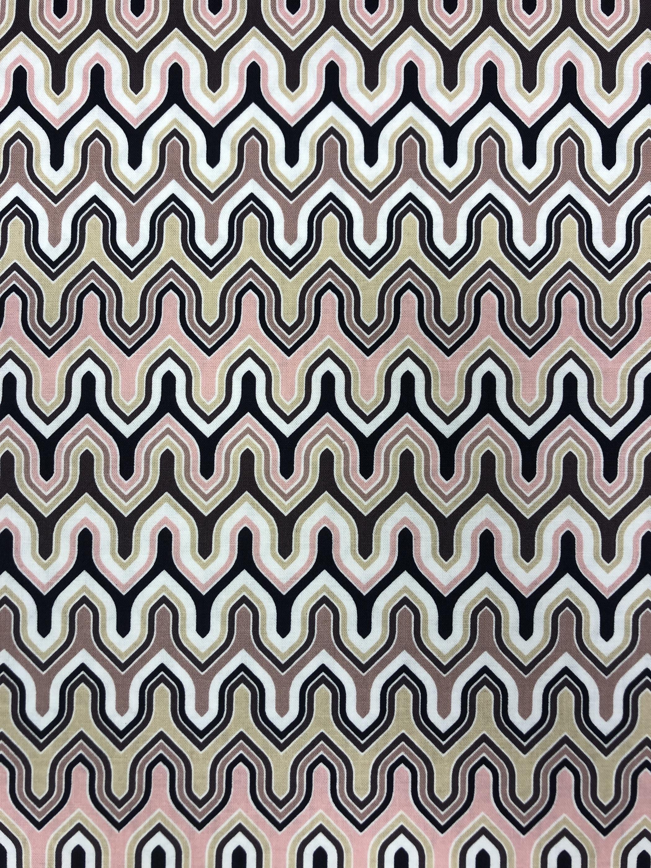 marrakesh rosa bomullstyg metervara modetyg tyglust laholm
