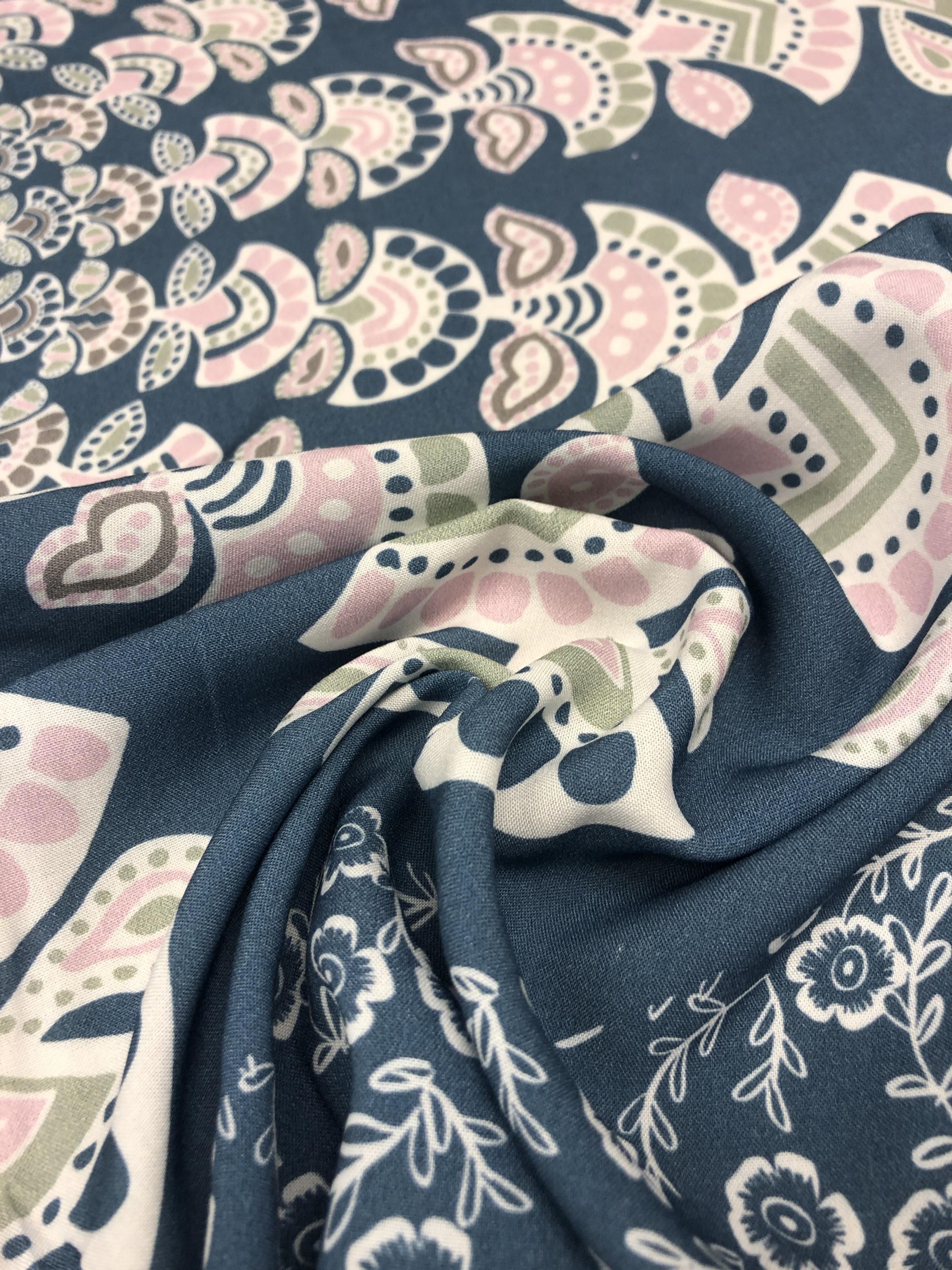 sarong strandlakan blå mandala elefant rapport tyglust laholm