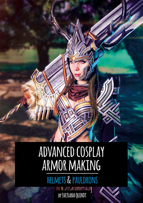 Printed_Advanced_Armor_Making_HelmetsPauldrons_WestconCosplay
