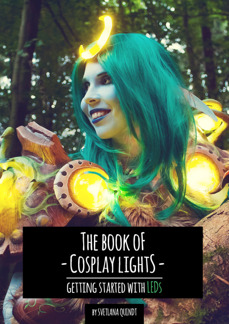 The book of cosplay lights