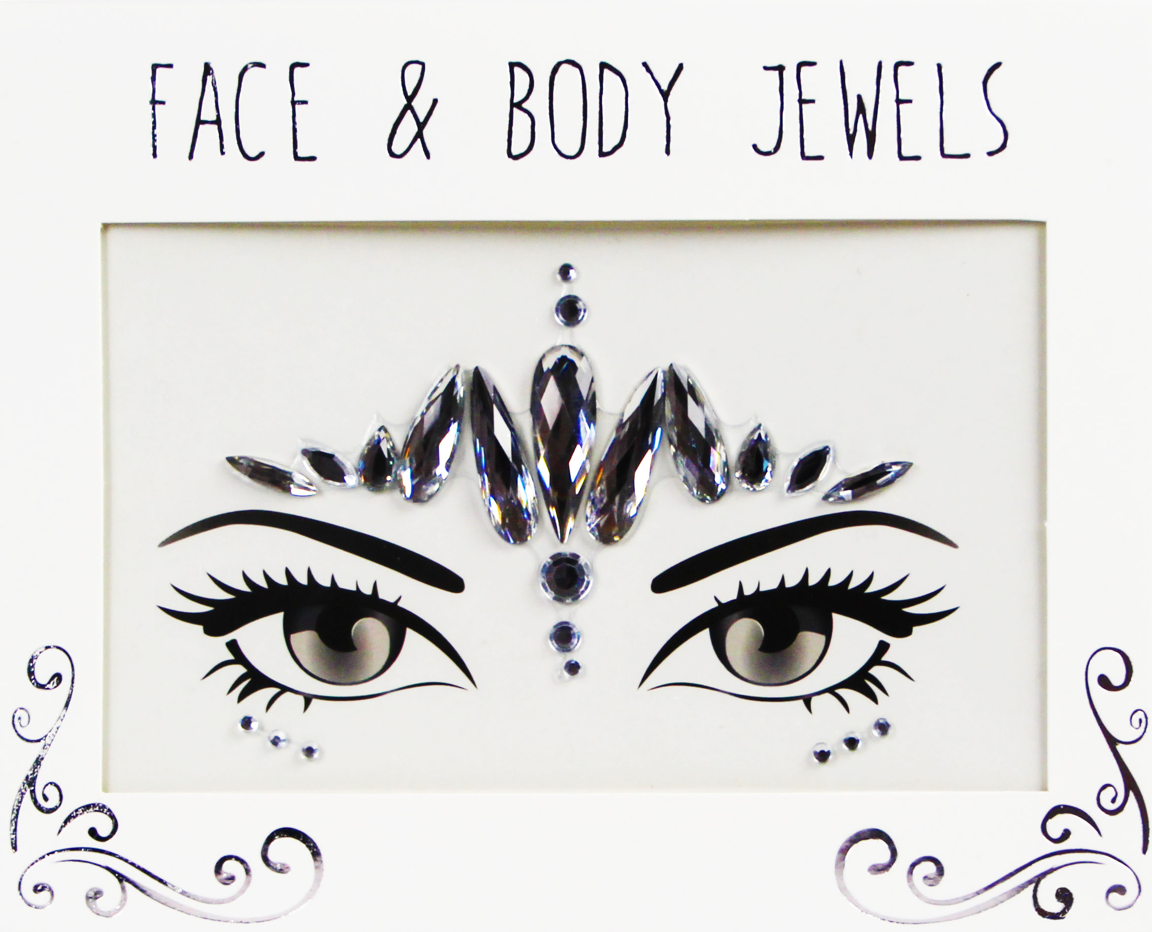 Face & Bodygems Disco Queen