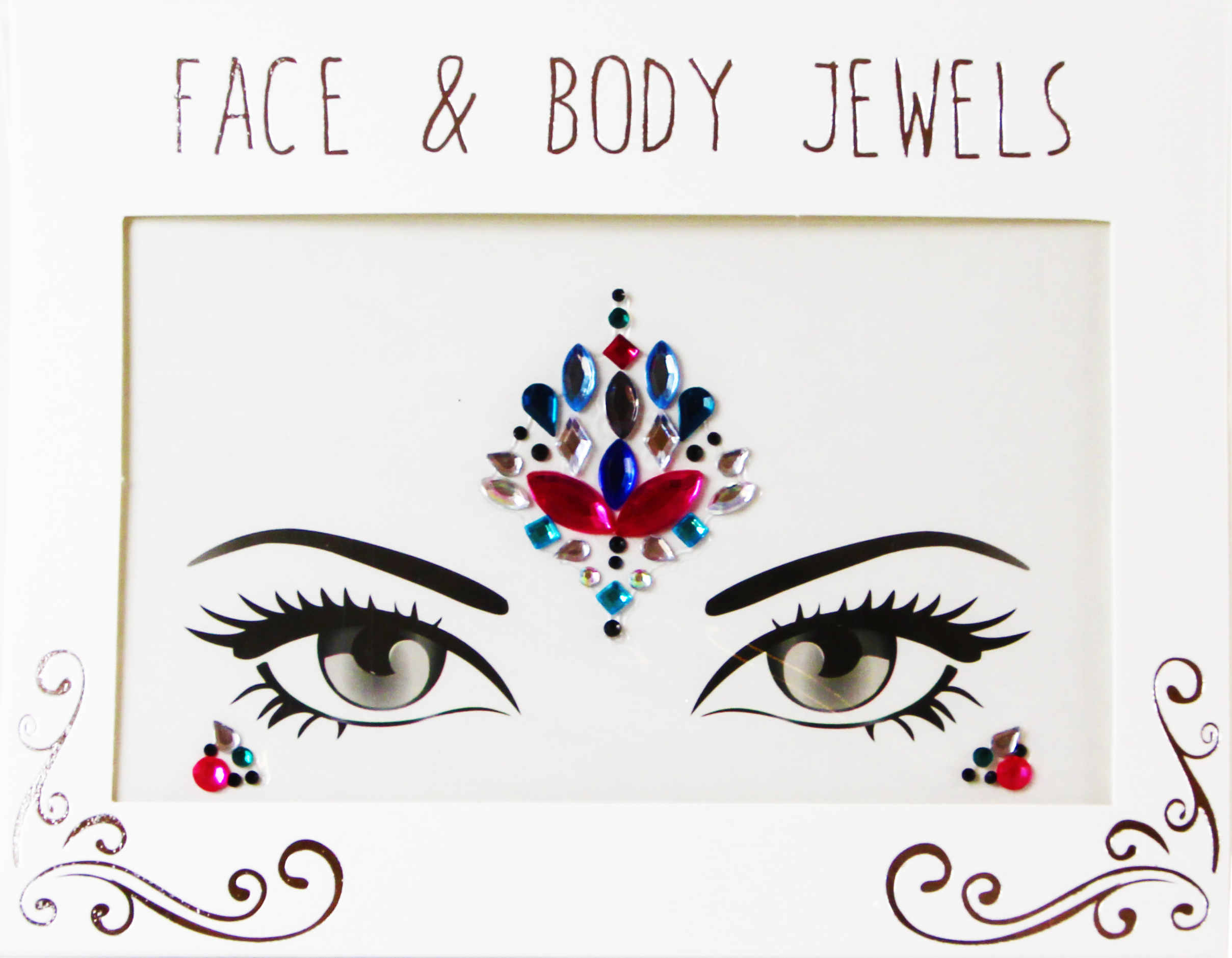 Face & Bodygems Gypsy Child