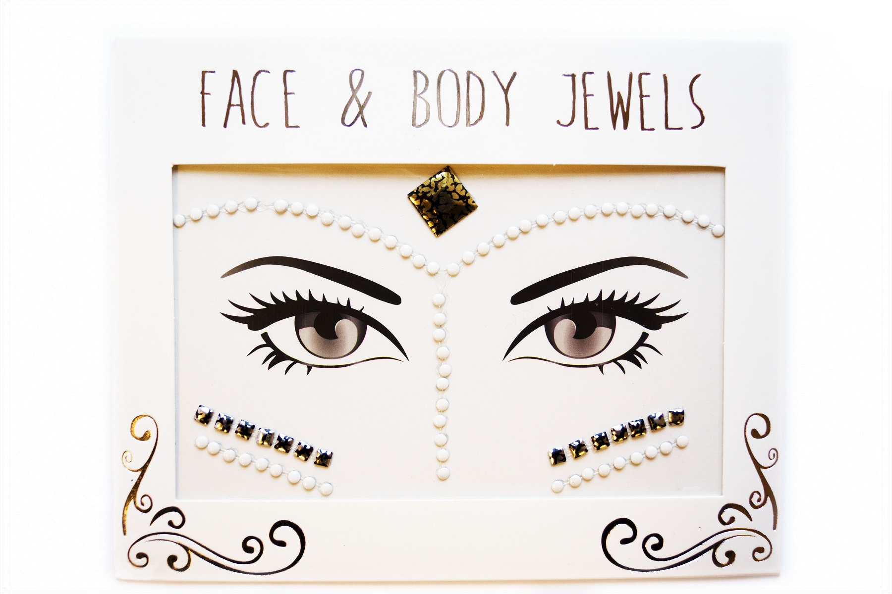 Face & Bodygems Tribal Princess