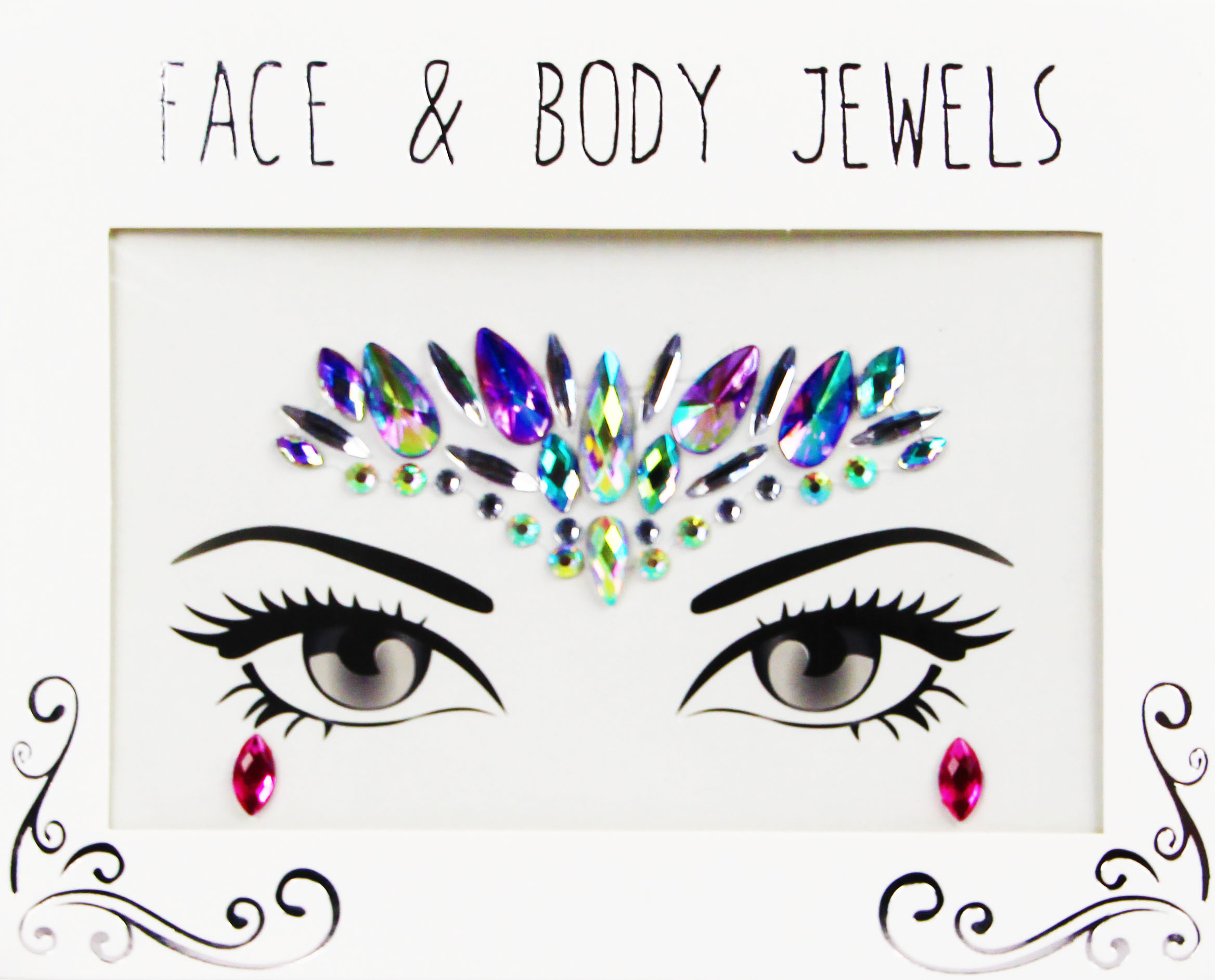 Face & Bodygems Unicorn Tears
