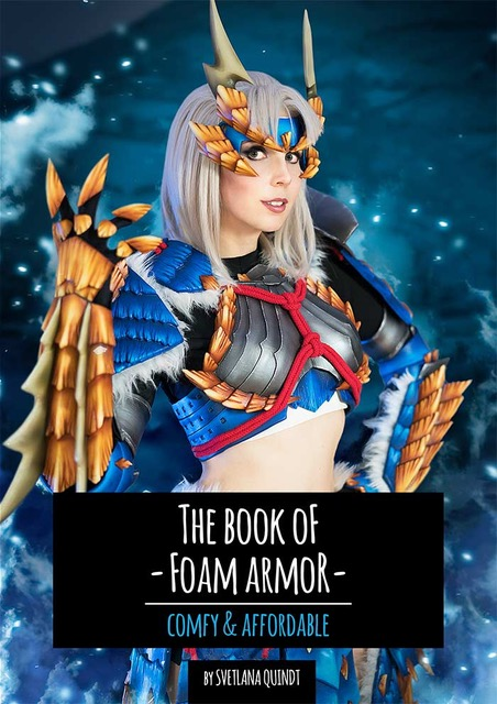 The_Book_of_Foam_Armor_Kamui_Cosplay_Cover_Small