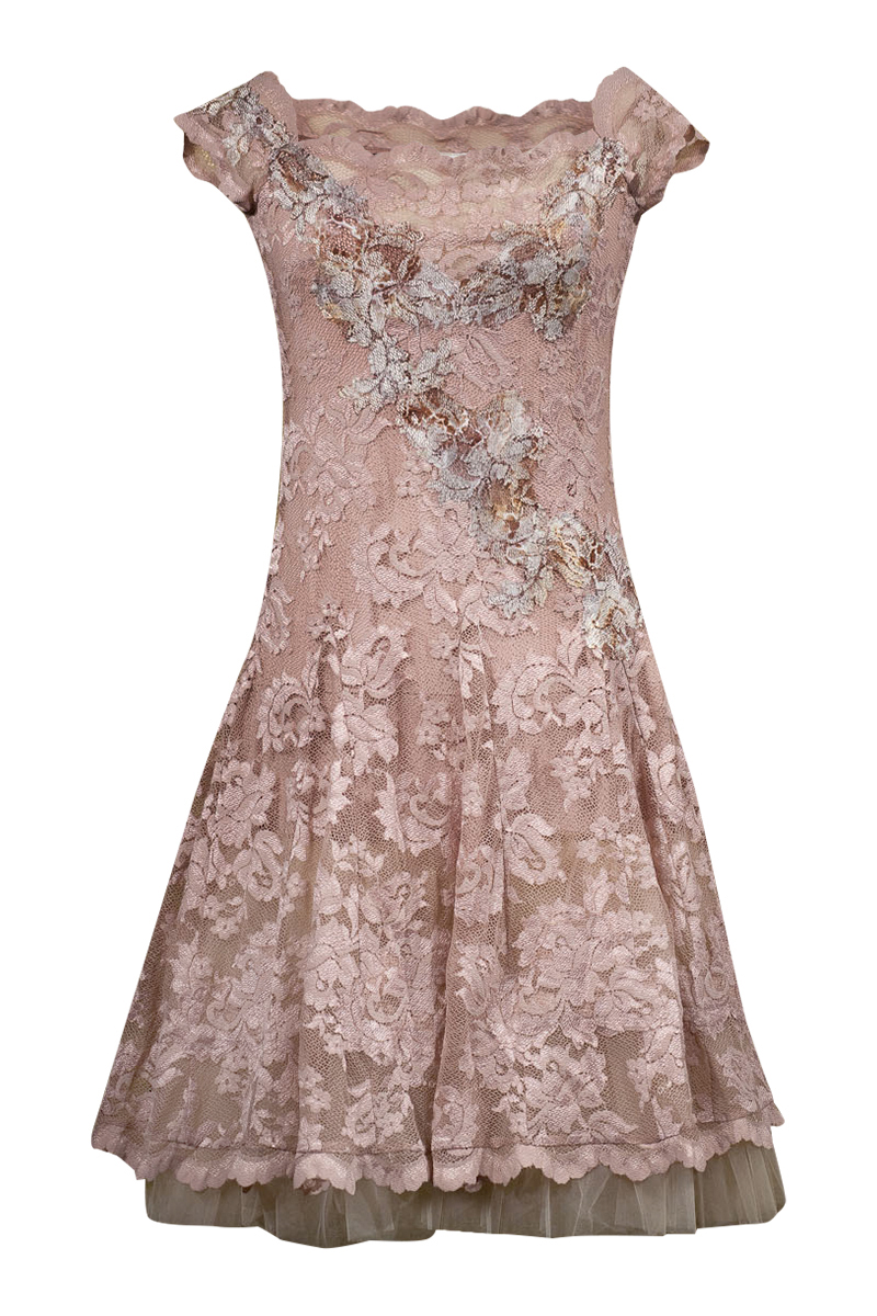 Olvis' Ballerina Lace Dress
