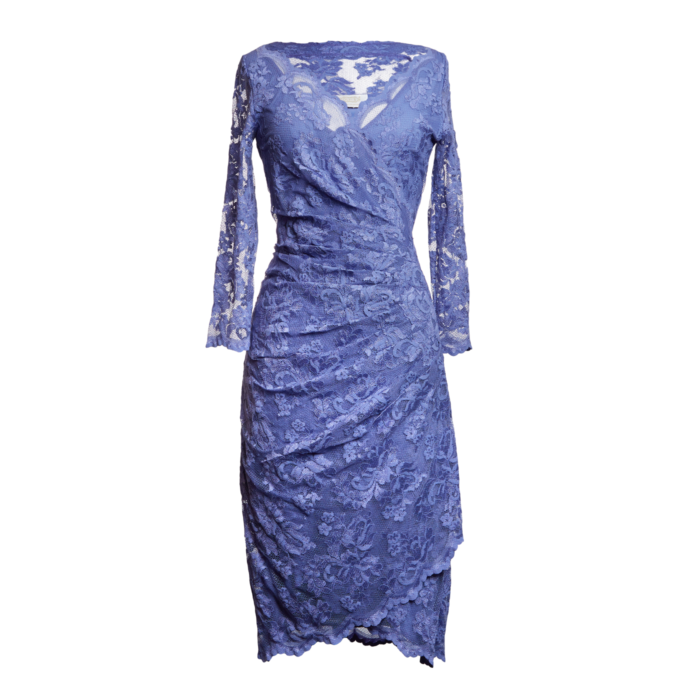 Olvis' Lace Dress_Blue_1